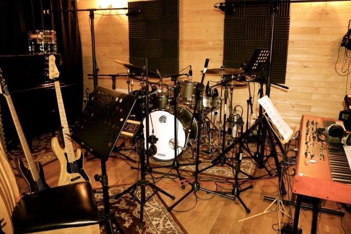 Tiki Drums
